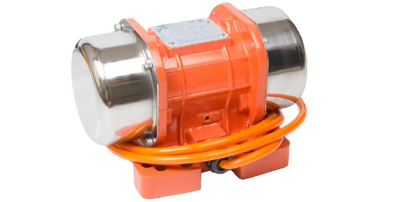 موتور ویبره بدنه پایه دار